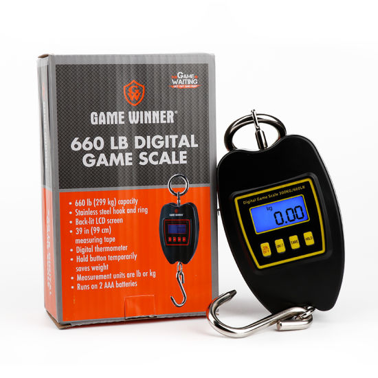 New Design Digital Portable Luggage Scale Hanging Scale for Suitcase