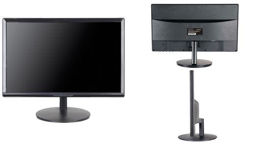 15 17 19 22 23.8 Inch Cheap China Wholesale HD LED Monitor with HDMI VGA Dp