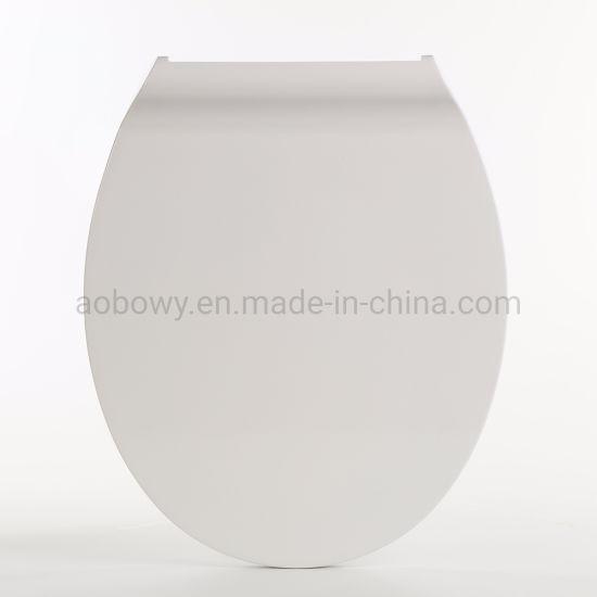 Au103/Slow-Close Quick Realse Toilet Seat/Ultrathin Toilet Seat