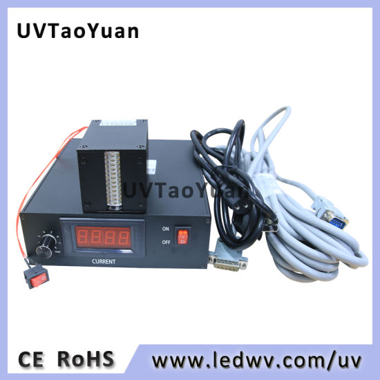 LED UV Curing Lamp 395nm 100W UV Light for Printer Machine pictures & photos