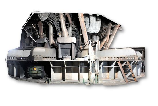 Famous Silicon Metal Smelter / Si-Metal Submerged Arc Furnace