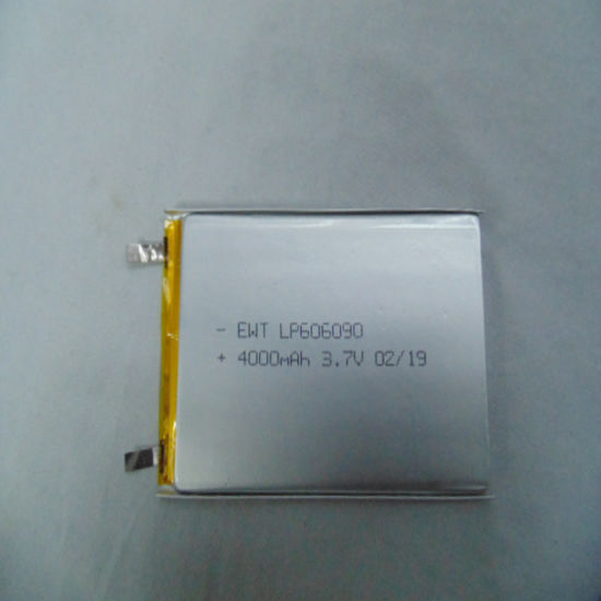 Wholesale Ewt Lithium Polymer Battery 3000mAh/4000mAh/5000mAh/6000mAh/10ah on Sale