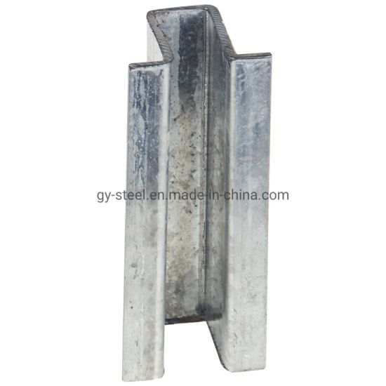 Construction Materials Price List Omega Cross Section Profile