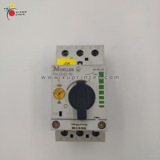 Moeller 0,63-1A, EATON PKZM0-1 Motorschutzschalter