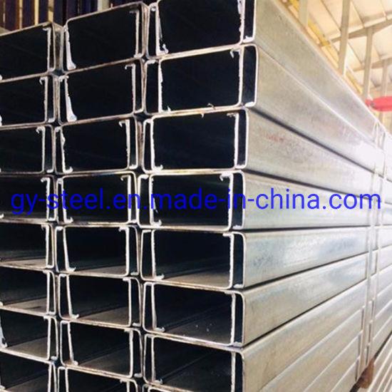 Light Metal Structures Z/C Purlin Steel Profile
