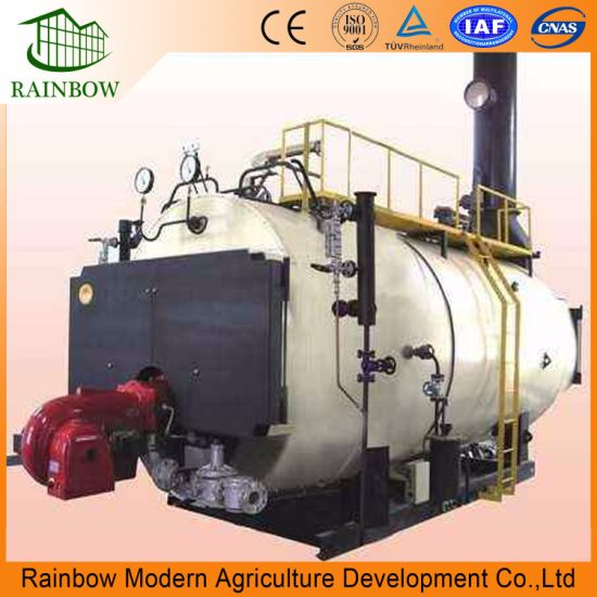 China Horizontal Boiler with Heating Accessories for Heating Purpose ...