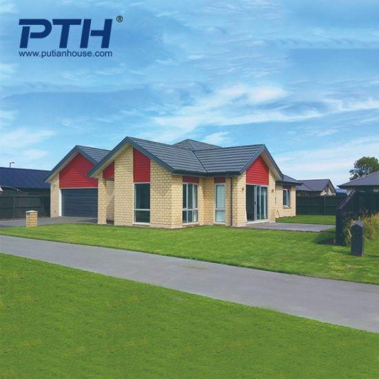 Luxury Prefabricated Light Steel Villa House as Modular House