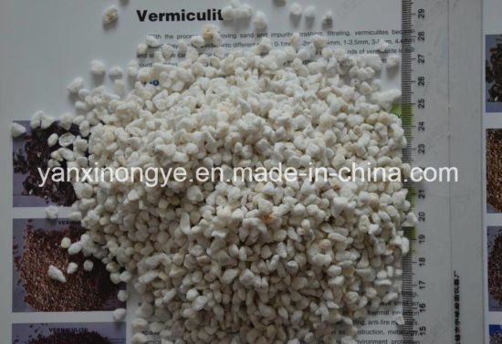 Horticultural and Agricultural Organic Fertilizer Soil Improvement Used Expanded Perlite pictures & photos