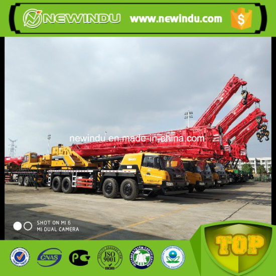 Sany Stc250 25 Tons Mobile Crane Truck Mounted Crane for Sale pictures & photos