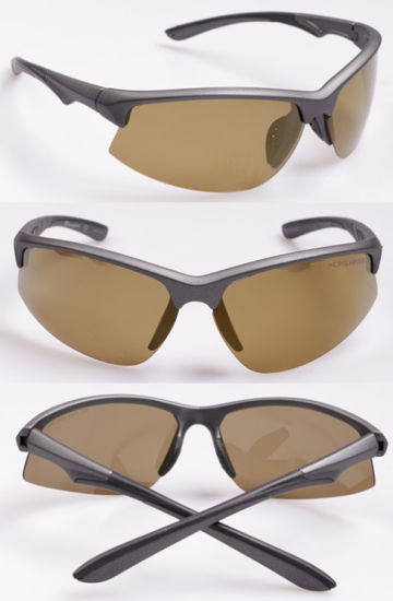 4dc09ca20e9 New Arrival UV400 Protection PC Outdoor Sport Fishing Polarized Plastic  Eyewear