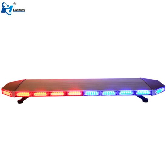 Aluminum Alloy LED Warning Light Bar Tbd8172W for Police Car pictures & photos