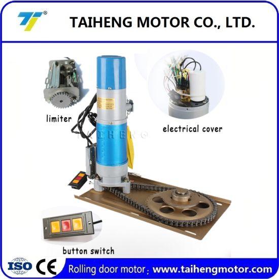 AC 300kg Shutter Door Motor Control by Mobile