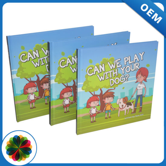 China Cheap Full Color Hardcover Paperback Child Book Printing ...