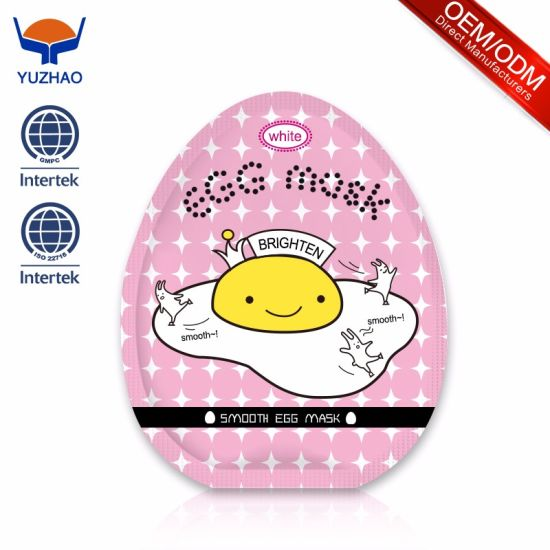 Protein Essence Moisturizing Sooth Facial Mask with Intertek