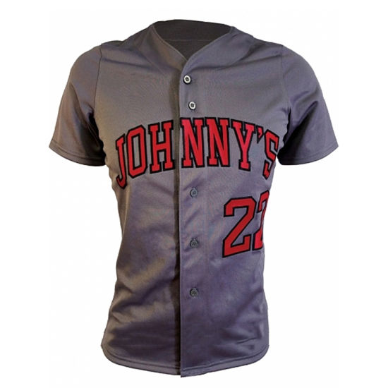 Custom Design Sublimated Baseball Uniform for Teams