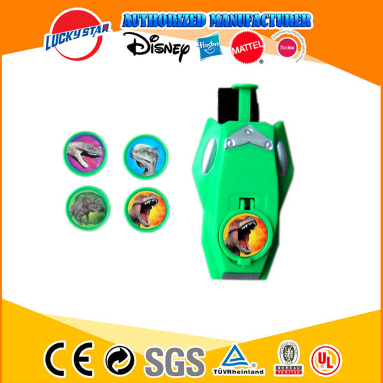 Promotion Gift Wrist Shooter Plastic Toy with Disc for