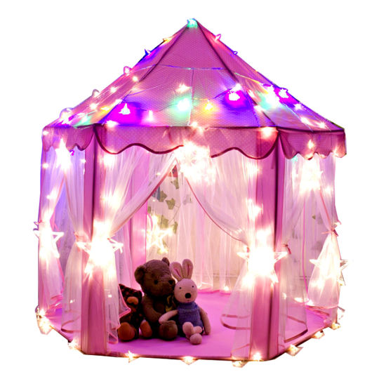 LED The Game Houses Dolls Ger Children's Tent
