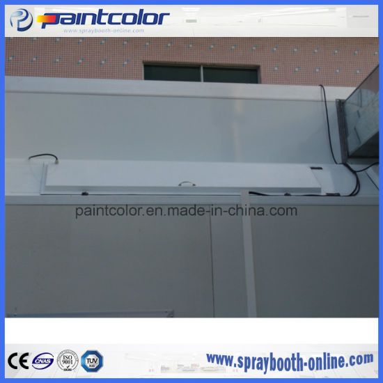 Industrial Custom Spray Booth For Australia And New Zealand Paint Booth For Furniture Wood Paint Oven From Paintcolor Brand