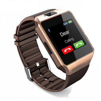 Wearable Devices Dz09 Smart Watch Support SIM TF Card Electronics Wrist Watch Connect Smartphone Smartwatch