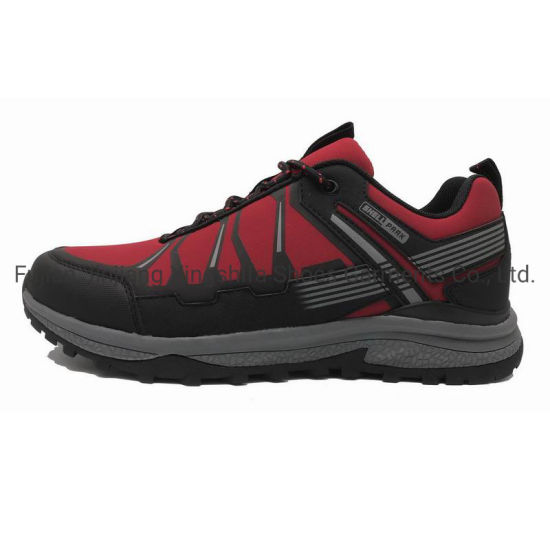 Softshell Upper Outdoor Sports Shoes for Men and Women