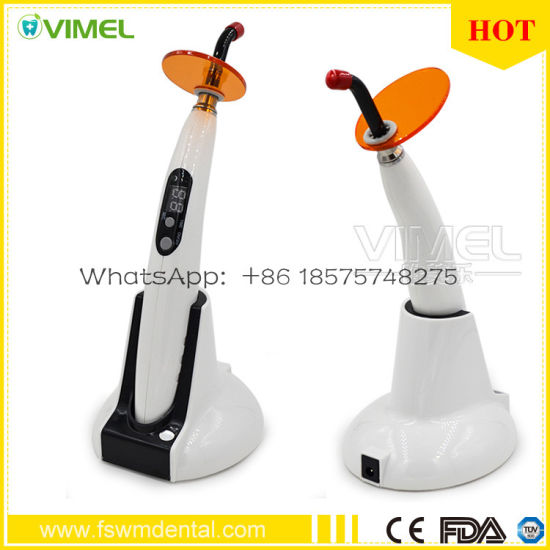 Wireless LED Dental Curing Light Lamp Dental Equipment pictures & photos