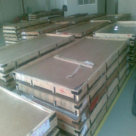 ASTM S31254 Stainless Steel Sheet (SS EN X1CrNiMoN20-18-7/ 1.4547)