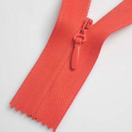 Cheap Price China Team Ningbo 5 Invisible Zipper
