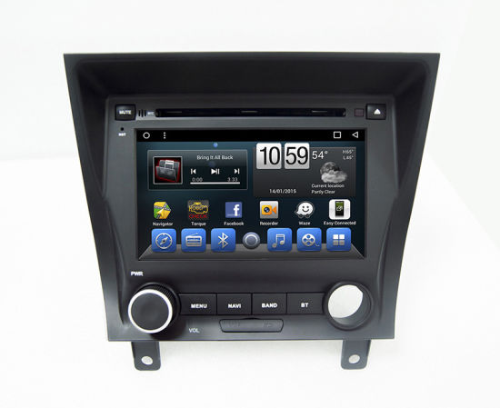 Peugeot 405 Car DVD Player Android GPS Navigator and Car Video System
