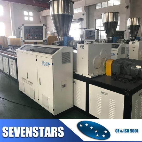 PVC Ceiling Panel Extrusion Machine Line