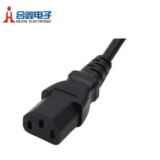 UL/EU/Kc/SAA/Cccs/Asta C13 Power Cord