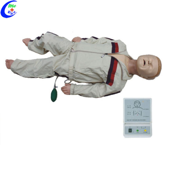 Medical Emergency Medicine Simulation Child CPR Mannequins pictures & photos