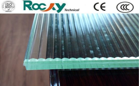 6.38mm/8.38mm/10.38mm Clear/Color Furniture Laminated Glass with CE Certificate pictures & photos