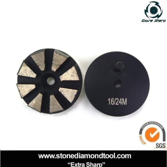 China Supply Metal Bond Terrazzo Grinding Disc