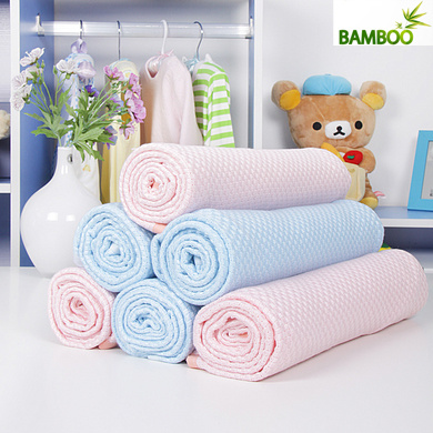 Anti-UV Environmental 100% Natural Baby Bamboo Blanket pictures & photos