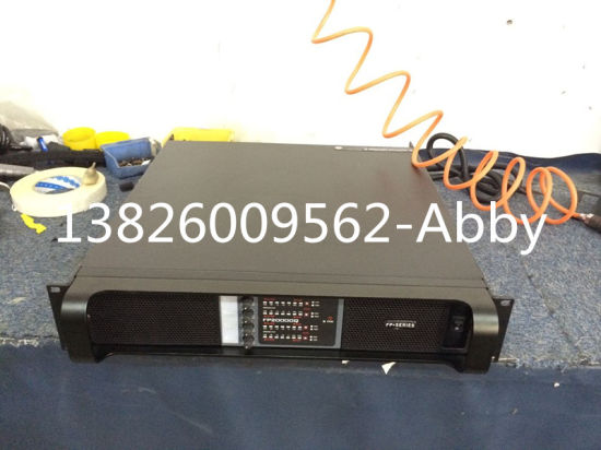 Fp20000q --2200W Amplifier, Dual Power Supply Amplifier, Subwoofer Amplifier pictures & photos