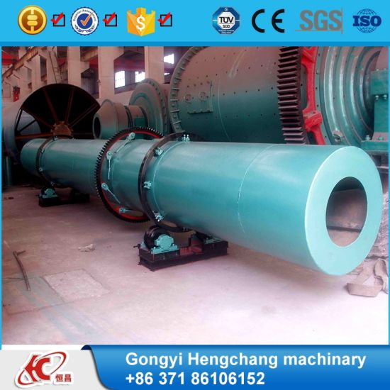 Fertilizer/Sand/Coal Slurry/Chicken Manure /Sawdust/Wood Chips/Ore Powder Rotary Dryer pictures & photos