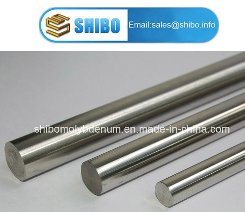High Purity Molybdenum Rods for Sapphire Crystal Growing pictures & photos
