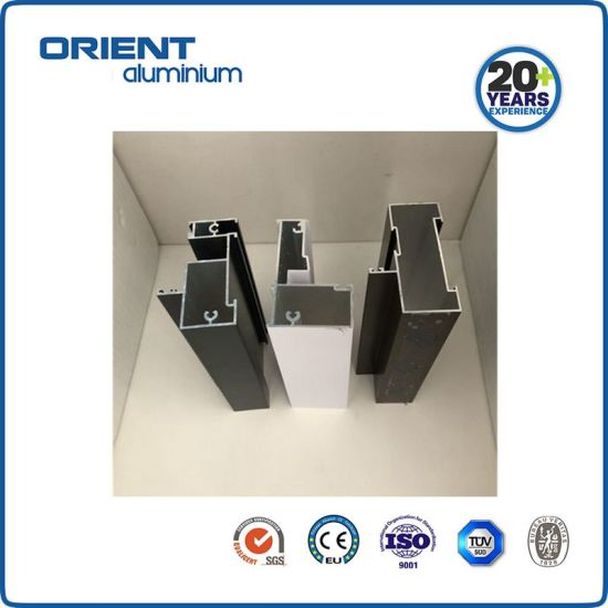 Factory Made Aluminium Extrusion Profile for Doors and Window