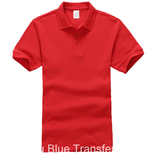 Wholesale Chinese Men′s Polo T-Shirts at 230GSM 100% Cotton pictures & photos