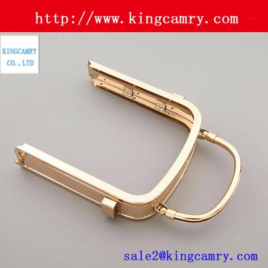 China Metal Bag Handle Handbag /Party Bag/Purse Clutch Frame - China ...