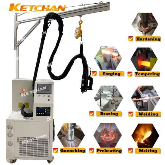 Hot Selling Stable Portable Induction Brazing Welding Soldering Heating Machine