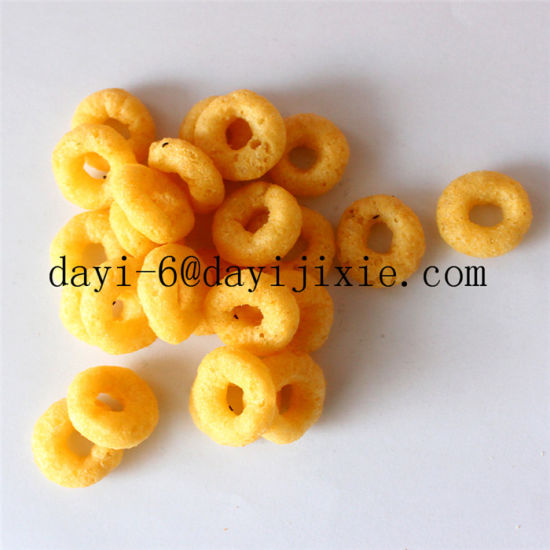 Automatic Corn Flakes/Breakfast Cereals Machine/Extruder/Processing Line pictures & photos