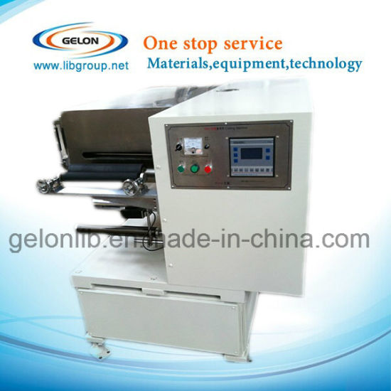 Heat Drying Coating Machine for Lithium Ion Battery Making Machine, Lithium Ion Battery Machines (DYG-135)