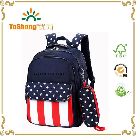 1a062ea09096 China New Designed Customize Logo Children School Bag - China ...