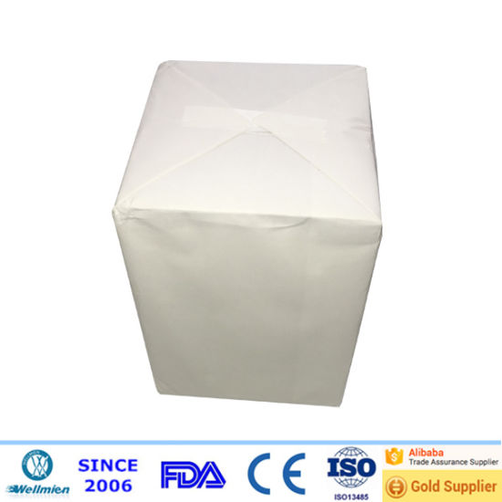 Disposable Nonwoven Gauze Swab pictures & photos