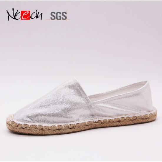 Hand-Made for Shoe Making Jute Sole Espadrilles