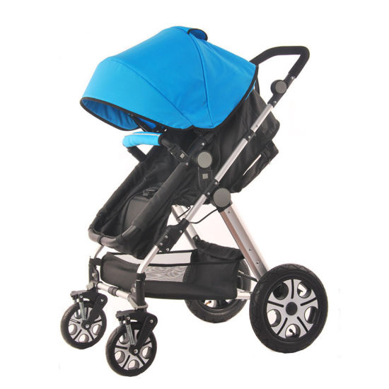 Best Quality Baby Stroller with Metal Frame Hot Selling 2016 pictures & photos