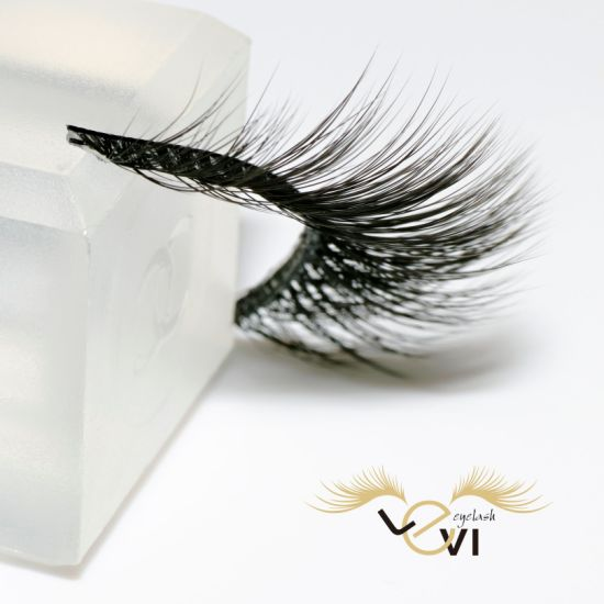 31f15376825 Cosmetic Tools Korean Silk 3D Silk Eyelashes False Eyelash Natural Style