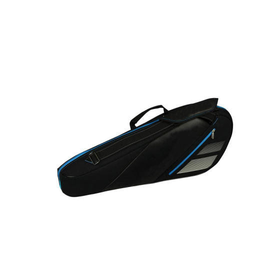Fashion Waterproof Team Tennis Bag with 2 Large Main Compartments