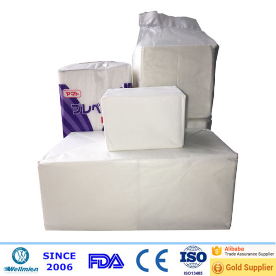 Disposable Medical Nonwoven Gauze Swab pictures & photos